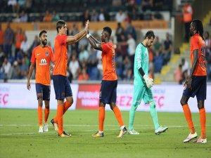 Medipol Başakşehir Ligde İkinci Galibiyetini Aldı