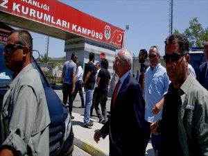 Kılıçdaroğlu Tutuklu Milletvekili Berberoğlu'nu Bayramda Ziyaret Edecek