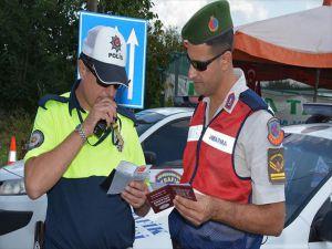 Trafik Denetimlerinde 15 Bin 738 Sürücüye Ceza Uygulandı