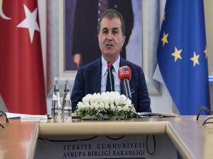 Ab Bakanı Ve Başmüzakereci Çelik: Ab'yi 'Almanya Birleşik Devletleri' Zannediyorlar