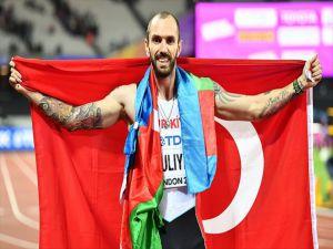 Ramil Guliyev 'Ayın Atleti' Oldu