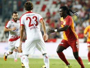 Galatasaray'a Antalya'dan Puan Kaybı