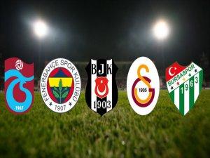 Uefa Şampiyonlar Ligi'nde Türk Takımları