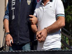 Hdp Alanya İlçe Yöneticisi Gözaltına Alındı