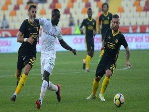 Evkur Yeni Malatyaspor Son 4 maçta 3 Puan Alamadı