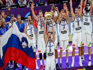 Slovenya'nın Namağlup İlk Avrupa Şampiyonluğu