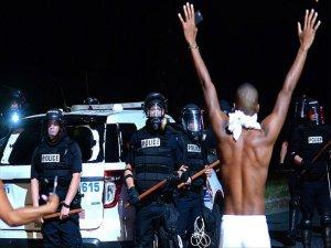 Abd'de Siyahilerin Vatandaşların Gösterileri Devam Ediyor