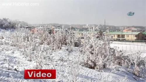 Erzurum'da Kartpostallık Görüntüler