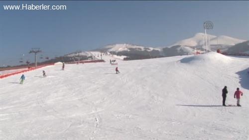 Palandöken Kayak Merkezi -