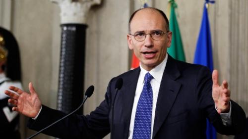 İtalya Başbakanı Letta Yarın İstifa Ediyor