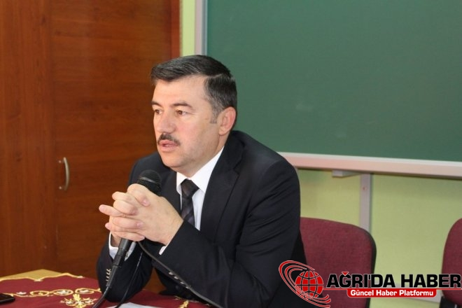 Müdür Başak, Köy Öğretmenlerinin Sorunlarını Dinledi
