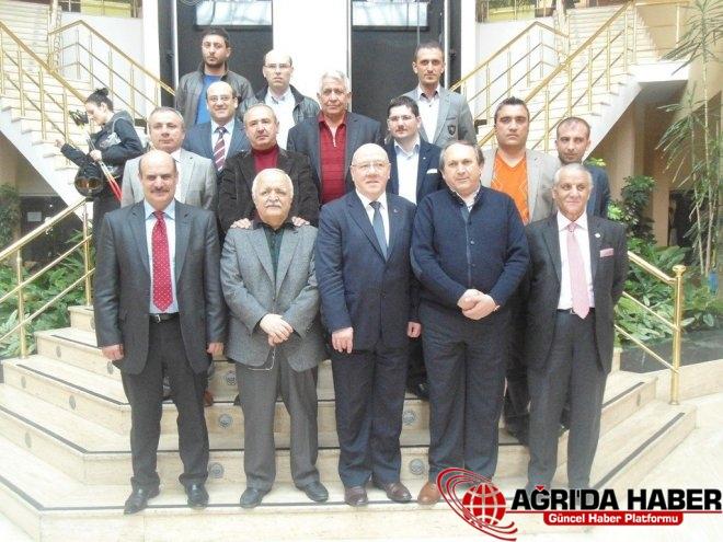 Doğu Anadolu Gazeteciler Federasyonu 1. Olağan Genel Kurulunu Yaptı