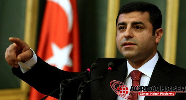 Demirtaş: Ağrı'da AKP Kaybedecek
