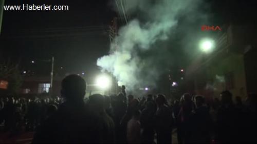 Cizre'de Olaylı Gece1