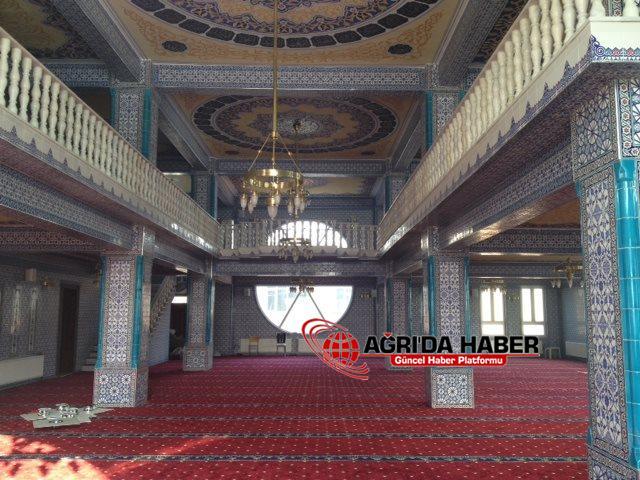 Ahmet Yesevi Camii İbadete Açıldı