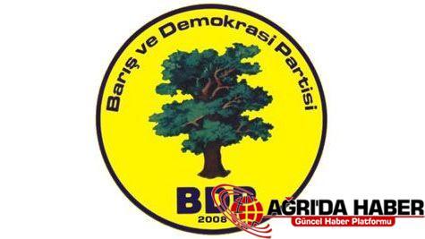 Eleşkirt BDP'de İstifa Depremi