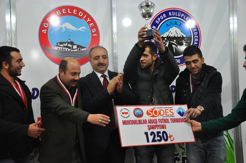 Dört Mevsim Spor Projesinin Finali Yapıldı