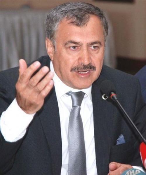 Orman ve İşleri Bakanı Eroğlu Hatay'da