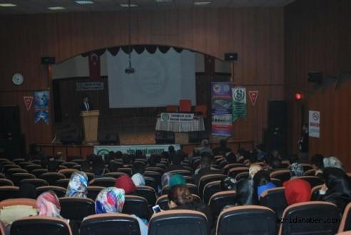 IHYAD'ın Düzenledigi Konferansa Büyük ilgi