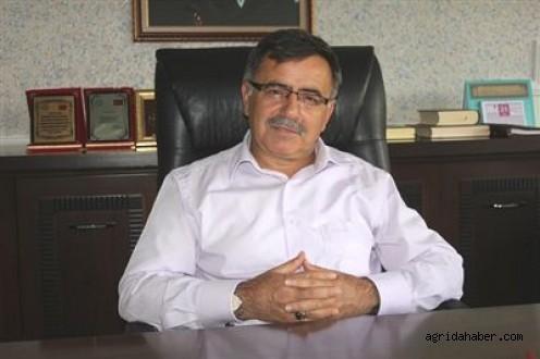 Ağrı Müftüsü İzani Turan, Bolu Müftülüğüne Atandı