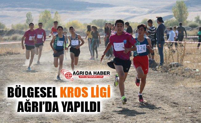 Ağrı'da Kulüpler Bölgesel Kros 1. Kademe Yarışmaları Yapıldı