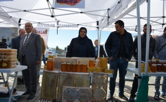 Ağrı'da 1.si Düzenlenen Bal Festivali