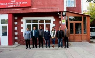 Ağrı'da Amatör Spor Haftası 9 Ekimde Başlıyor