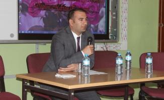 Ağrı'da 'Amatör Spor Haftası' Dolayısıyla Seminer Verildi