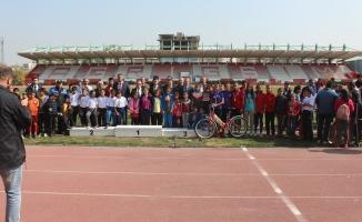 Çogep Projesi Gençlik Koşusu Yapıldı