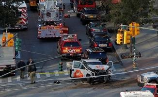 ABD Şokta! New York'ta silahlı terör eylemi