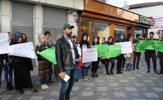 Ağrı Yeşilay Şubesi'nden ''Yeşilay İçin Sayfa Çevir'' Projesi