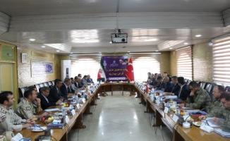 İran'da 83. Alt Güvenlik Komite Toplantısına Vali Süleyman Elban'da Katıldı