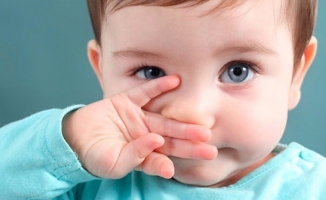 Özellikle Kış Aylarında Bebeklerinizin Burun Tıkanıklığına Dikkat Edin