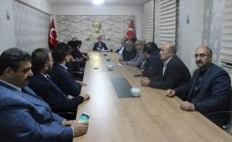 STK'lardan Cumhurbaşkanı Erdoğan Hazırlığı