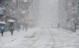 Türkiye'nin En Düşük Sıcaklığı Ağrı'da Ölçüldü