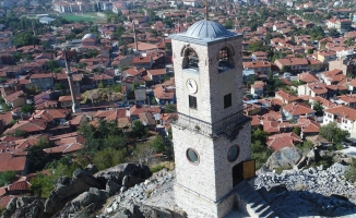 118 Yıllık Saat Kulesi Yeniden Restore Ediliyor