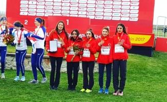 Ağrı İbrahim Çeçen Üniversitesi Öğrencilerinden Atletizmde Büyük Başarı