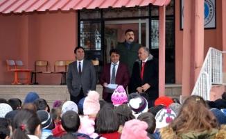 Bitlis'te Türk Eğitim-Sen Eğitime Şiddete Hayır Protestosu Yaptı