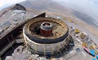 Doğu Anadolu Gözlemevi (DAG) Kızılötesi Işınlarını Görecek