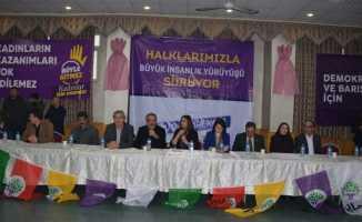HDP 2. Olağan Ağrı İl Kongresi yapıldı