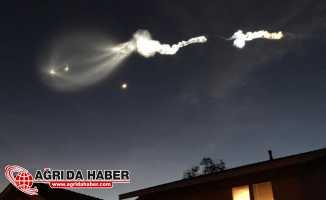 SpaceX Uzaya Yeni Roketini Gönderdi