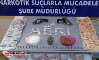 Ağrı Merkezli Uyuşturucu Operasyonu: Onlarca Kilo Uyuşturucu Yakalandı!