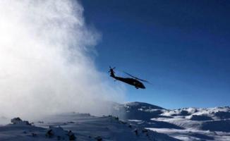 Ağrı Tendürek Dağı'nda Terör Operasyonu