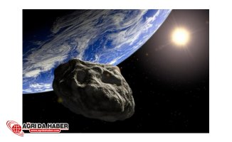Dev Asteroit Dünya'dan Teğet Geçecek