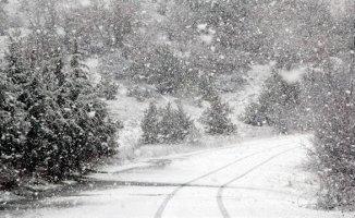 Doğu Anadolu Bölgesinde hava durumu