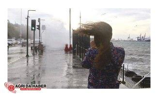İstanbul İçin Fırtına Kapıda
