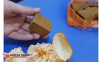 Mandalina kabuğundan Tablet ürettiler! İşte Türk Doktorların buluşu