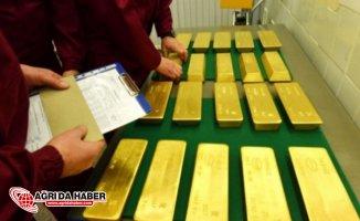 Rusya'nın Gizli Altın Deposu Görüntülendi