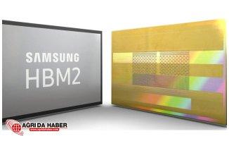 Samsung HBM2 Modelini Çıkarttı