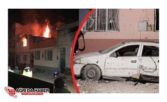 Suriye Kilise Roket Attı : 1 Yaralımız Var